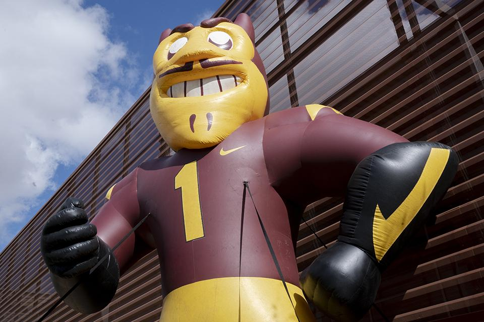 Inflatable Sparky